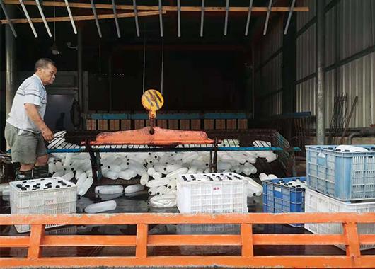 福建20吨盐水池制冰案例