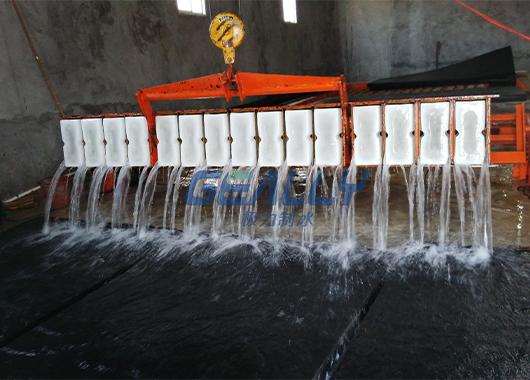 福建20吨盐水池制冰厂案例