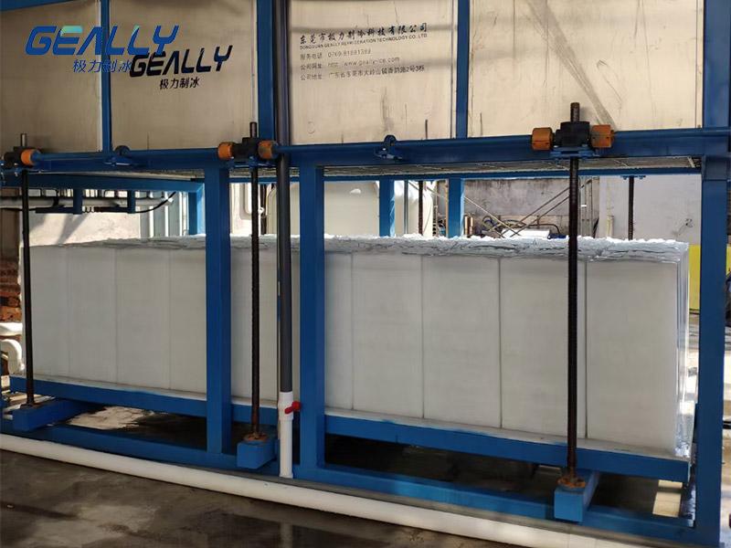 块冰机的选购方法以及产品特点
